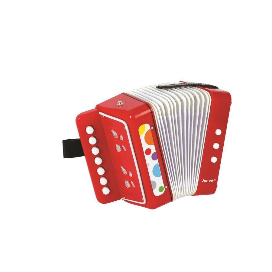 Janod® Konfetti - harmonika