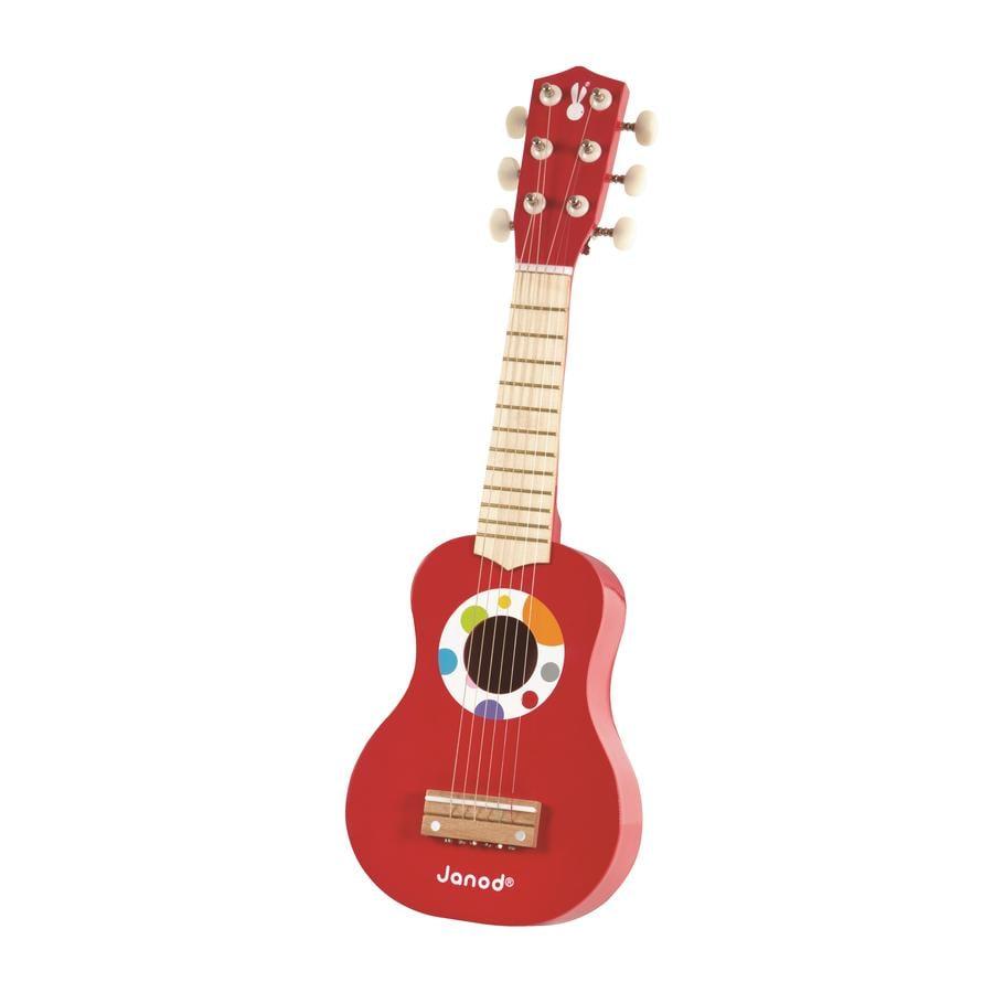 Janod® Konfetti - min første gitar