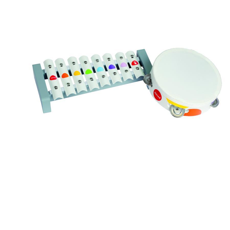 Janod® Konfetti Zestaw instrumentów