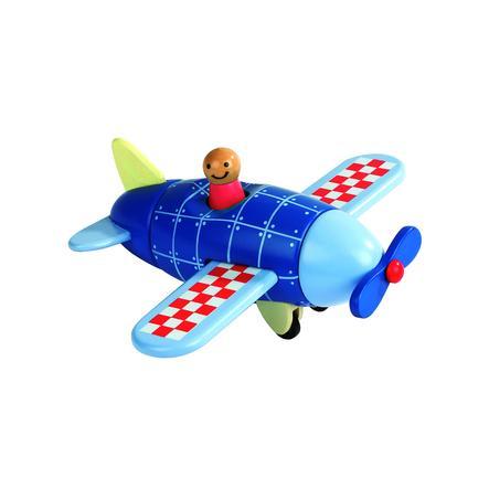 Janod® Magnetisk byggsats - flygplan