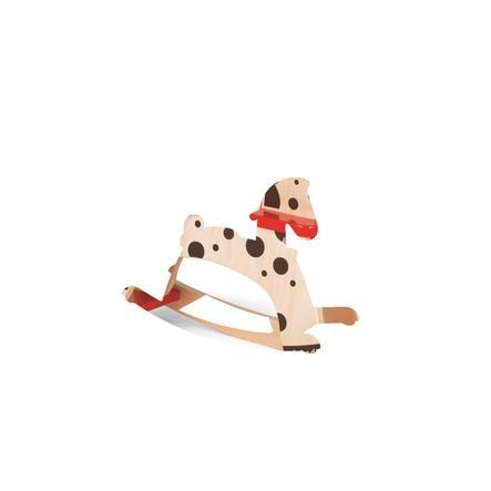 Janod® Houpací kůň Caramel