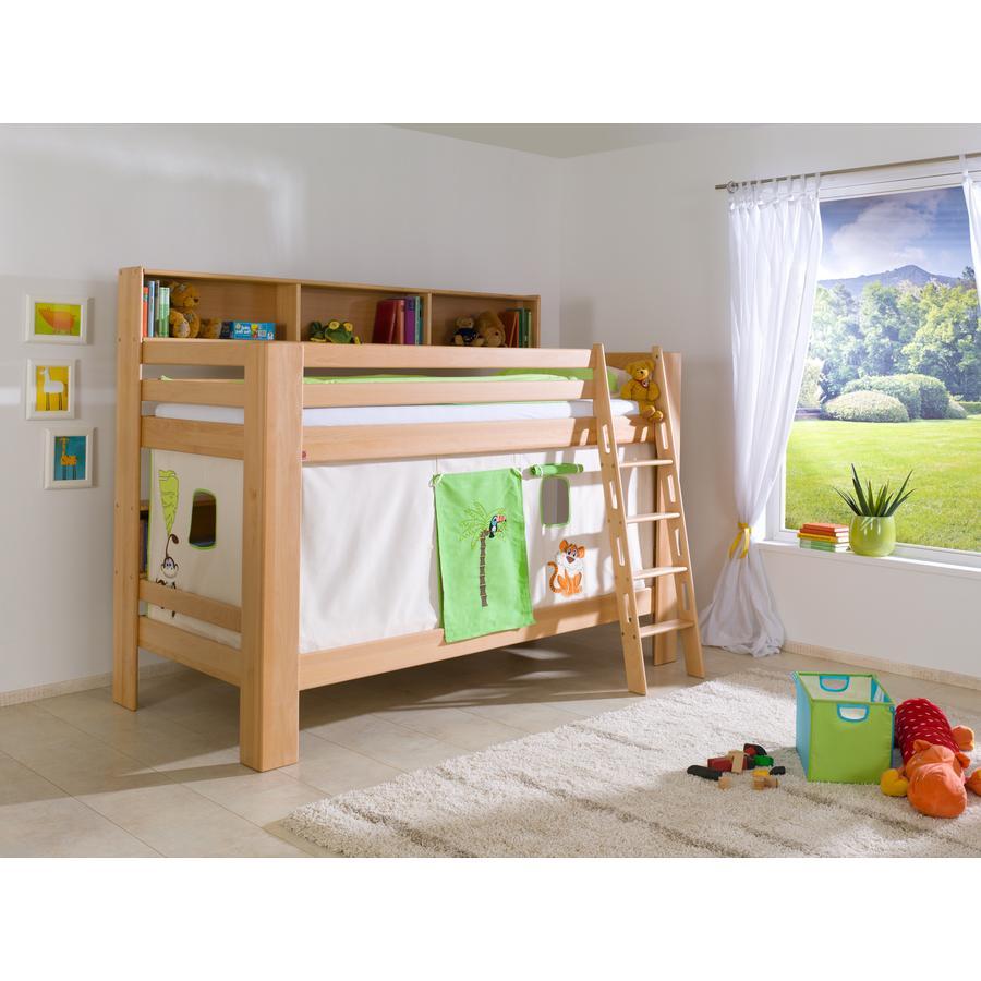 relita stoffset f r etagenbett dschungel. Black Bedroom Furniture Sets. Home Design Ideas