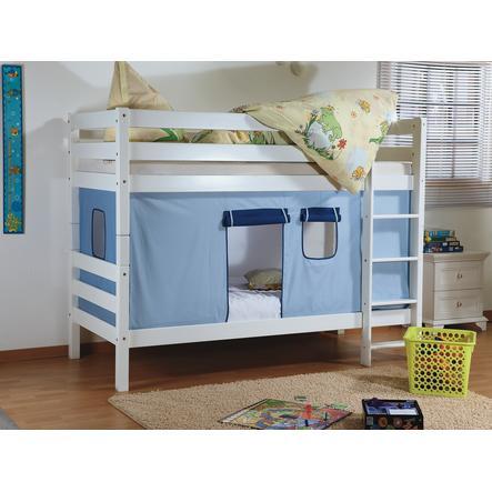 Relita Stoffset für Etagenbett blau / delphin