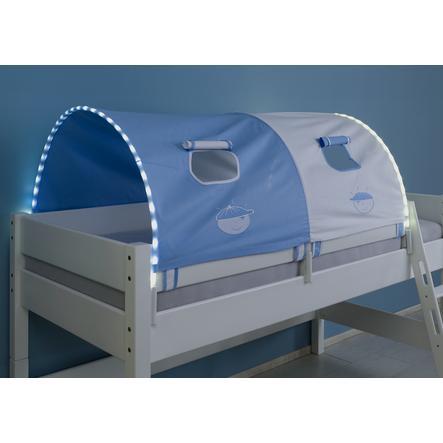 Relita 2er Tunnel mit LED-Beleuchtung blau-boy