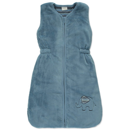 best website 560de 80aca EDITION4Babys Fleece Schlafsack jeans blue Elefant