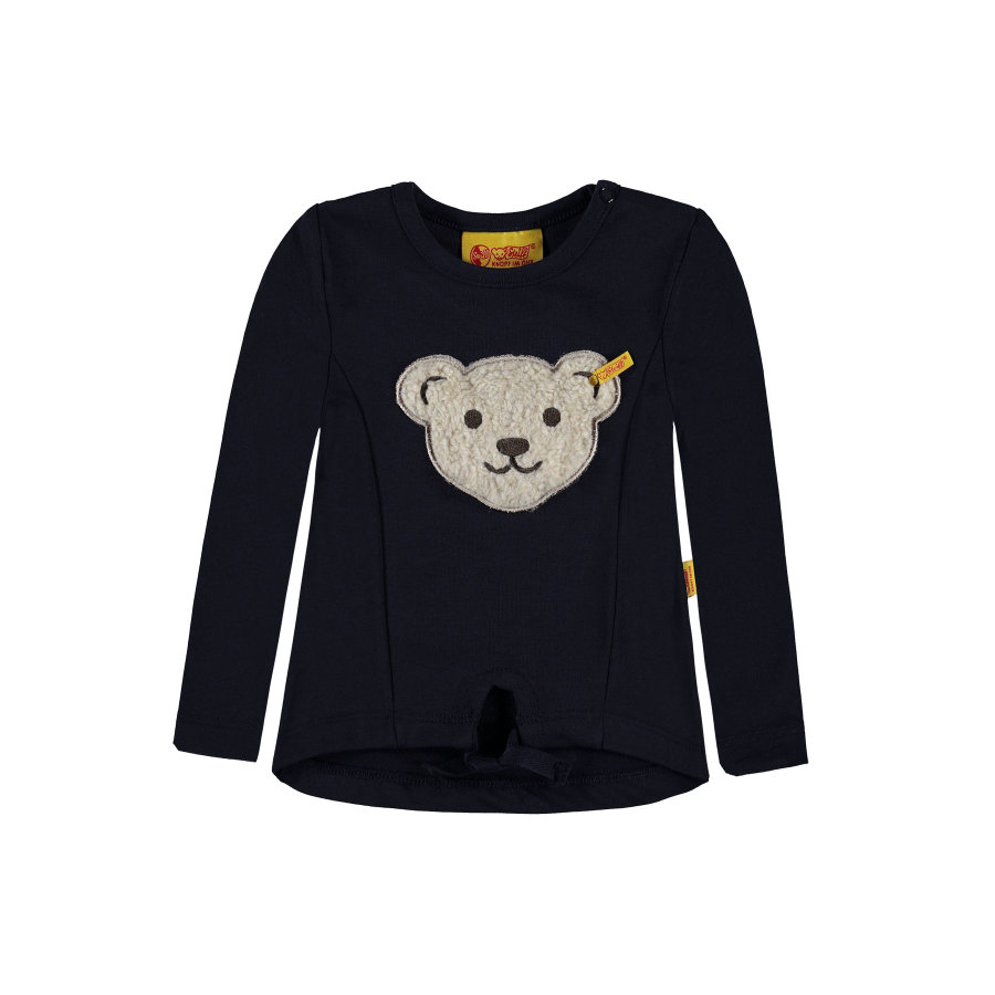 Steiff Girls Sweatshirt marine