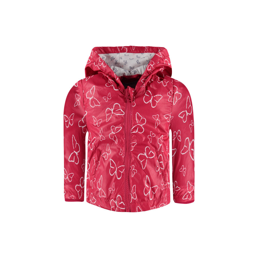 KANZ Girls Jacke allover red