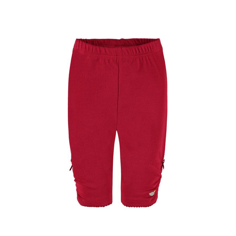 Steiff Girls Leggings tango red