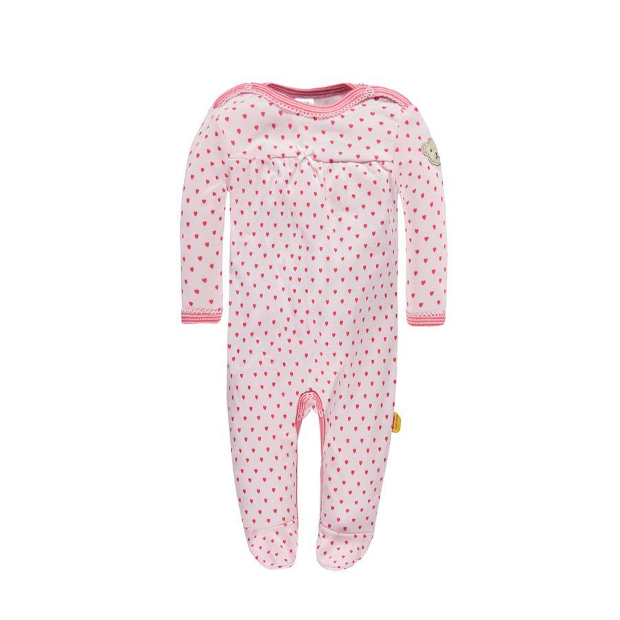 Steiff Girls Schlafanzug paradise pink