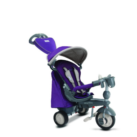 SmarTrike® 5-in-1 Driewieler Recliner Infinity, purple