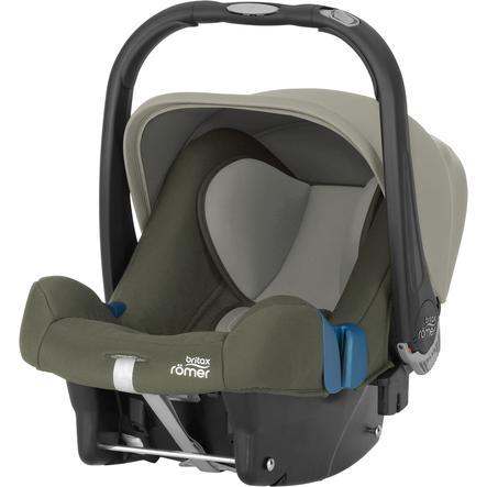 Britax Römer Babyschale Baby-Safe plus SHR II Olive Green