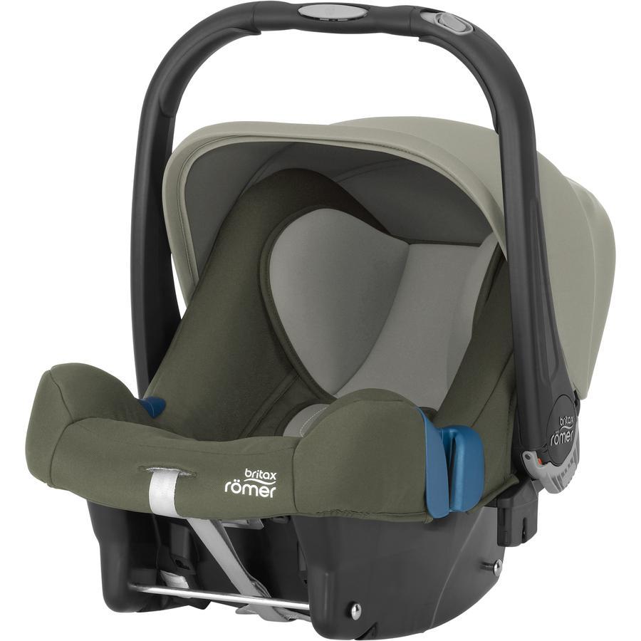britax Babyskydd Baby-Safe plus SHR II Olive Green