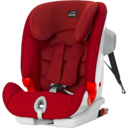 BRITAX RÖMER Children car seat Advansafix III SICT Flame Red