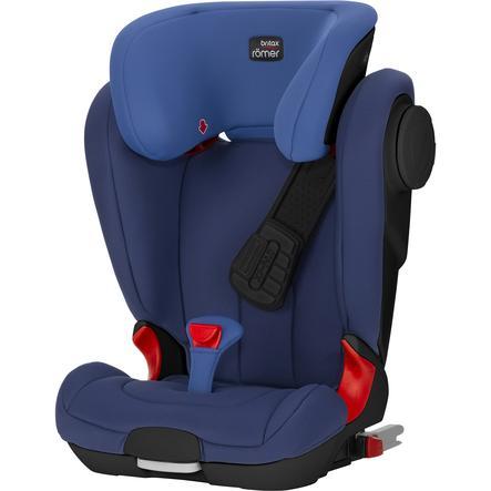 Britax Römer Kindersitz Kidfix II XP SICT Black Series Ocean Blue