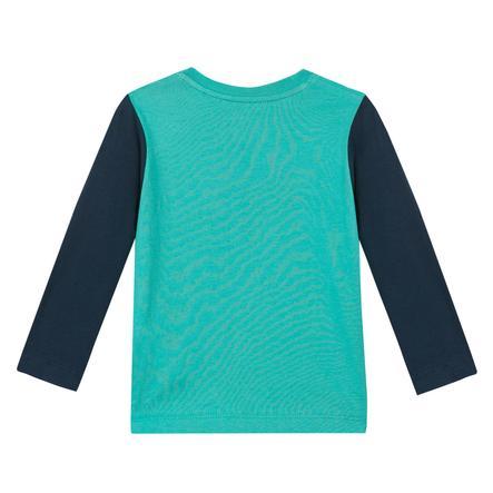 ESPRIT Boys Camiseta Lanarmshirt cerceta