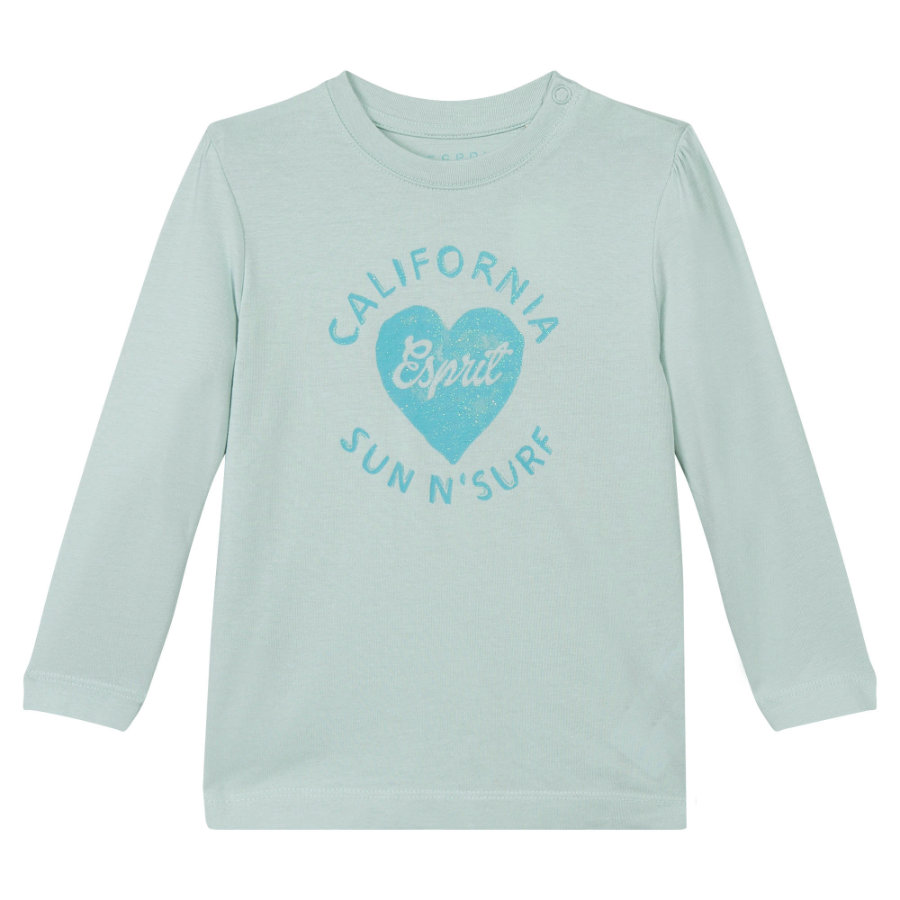 ESPRIT Girls T-Shirt pastel green