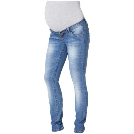 mama licious MLTROPEZ Straight Jeans Länge: 34