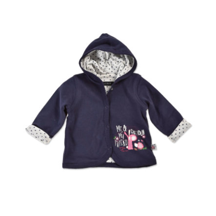 BLUE SEVEN Girls Sweatjacke marine