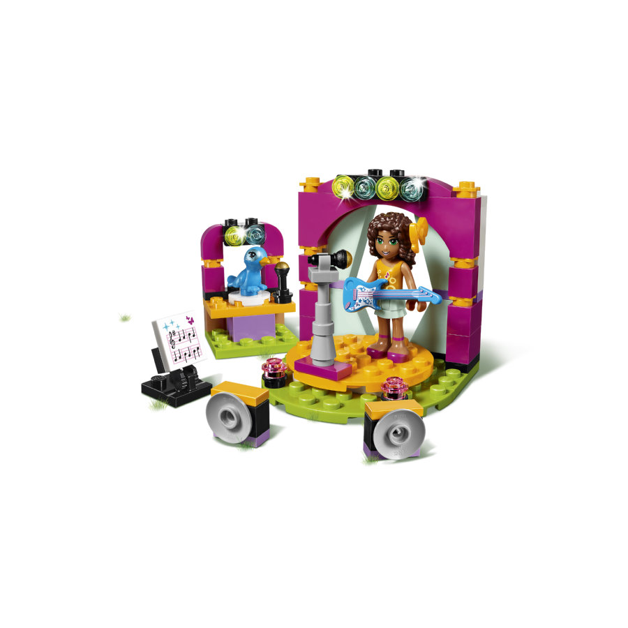 LEGO® Friends - Andreas Showbühne 41309