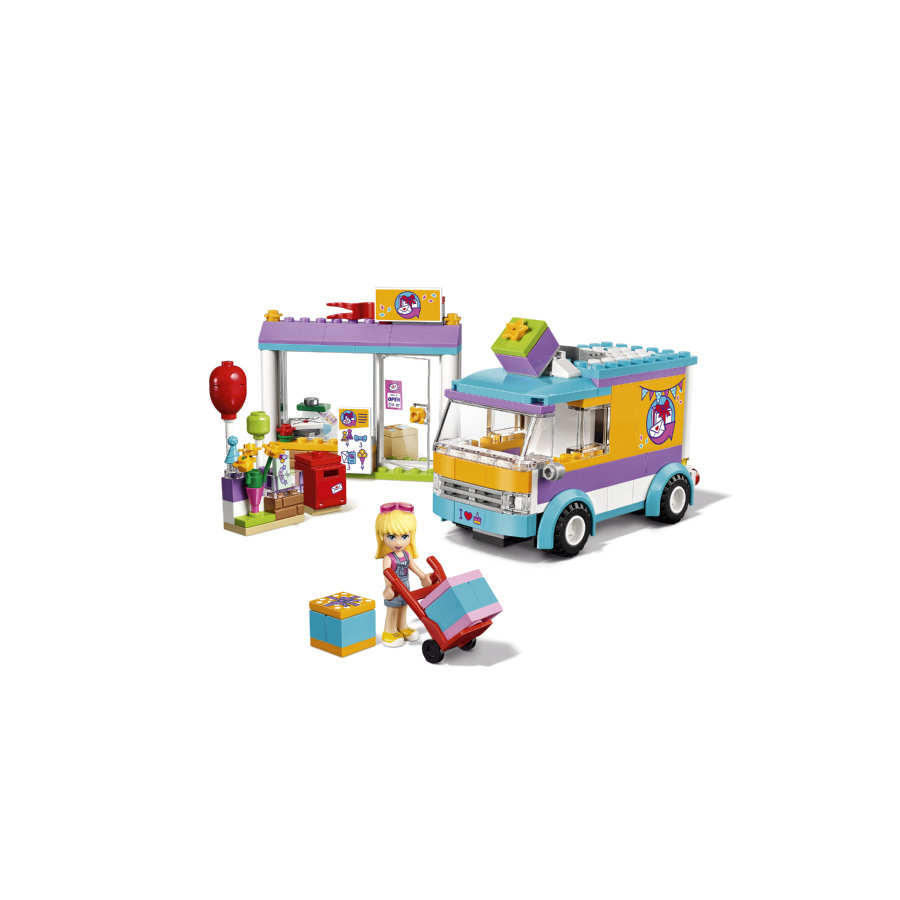 LEGO® Friends - Heartlakes presentbud 41310