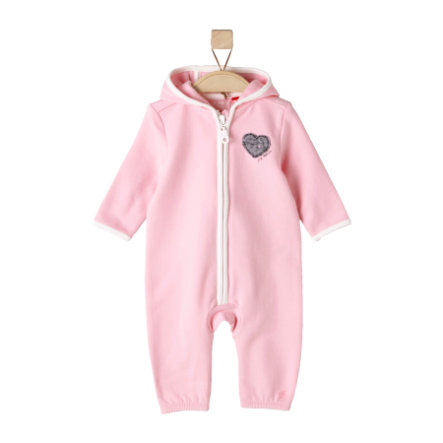 s.OLIVER Girls Overall light pink