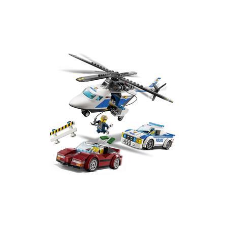 LEGO® City - Honička ve vysoké rychlosti 60138