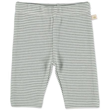 STACCATO Girl s Leggings rayures blanc cassé
