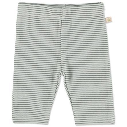 STACCATO Girls Leggings Streifen offwhite
