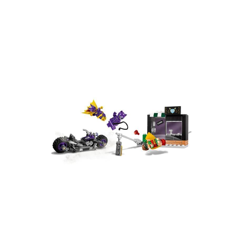 LEGO Batman Movie Catwoman  Catcycle Achtervolging - 70902