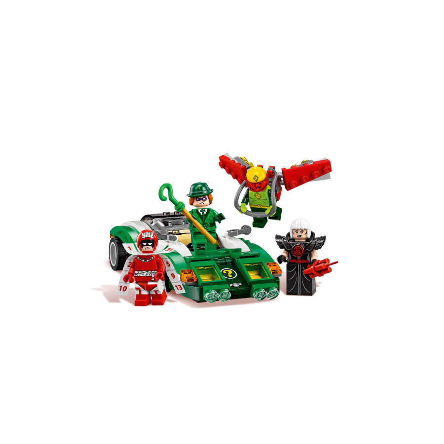 LEGO® Batman Movie™ - The Riddler™: Riddle Racer 70903