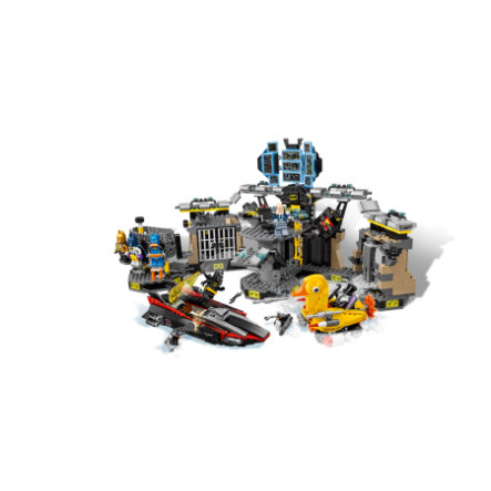 LEGO® Batman Movie™ - Vloupání do Batcave 70909