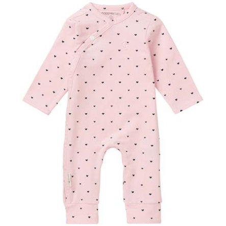 noppies Newborn Strampler light rose