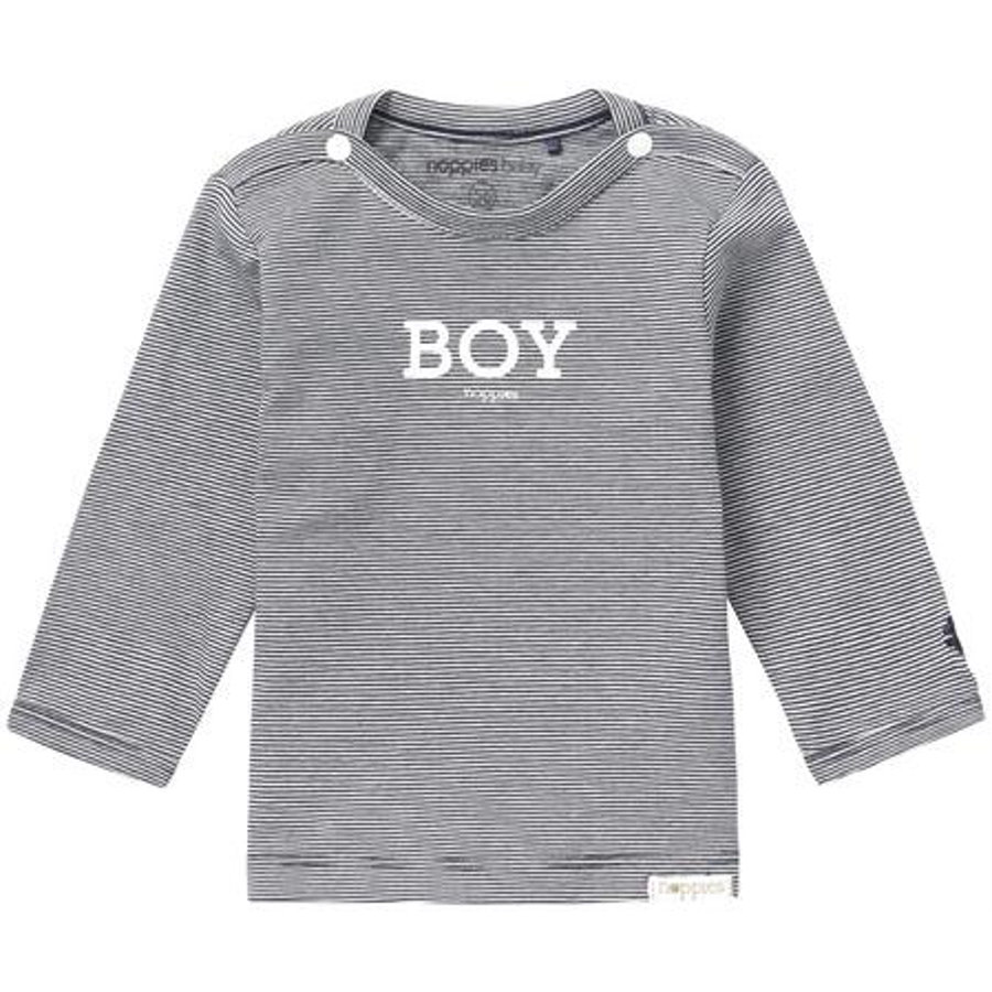 noppies Newborn Longsleeve Newman navy