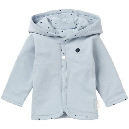 Noppies Newborn Cardigan grey blue
