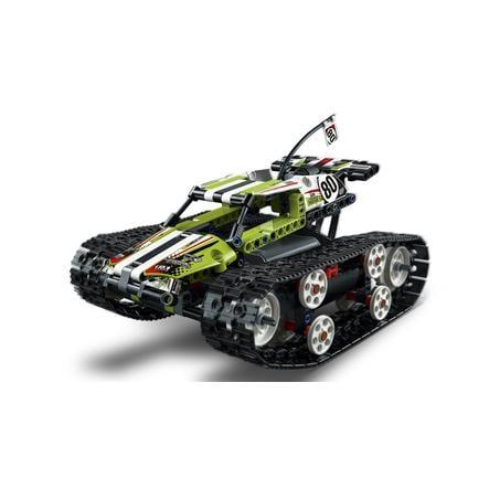 LEGO® Technic - Zdalnie sterowana wyścigówka Tracked Racer 42065