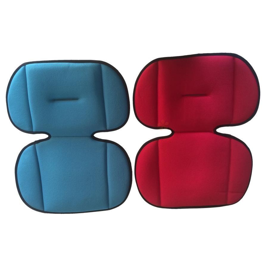 AXKID Reduktor siedziska czerwony/niebieski