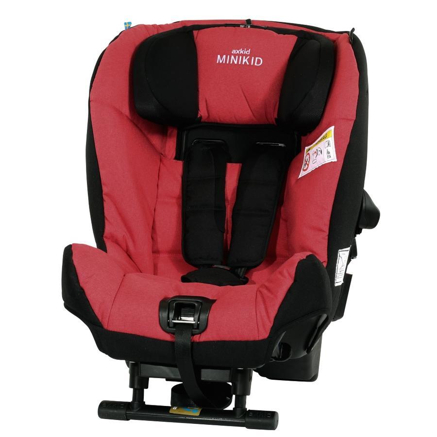 AXKID Kindersitz Minikid Rot