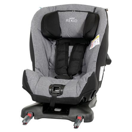 AXKID Fotelik samochodowy Rekid New Edition Grey