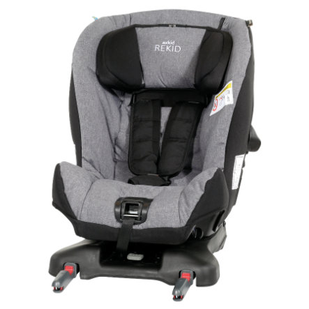 AXKID Siège auto Rekid New Edition, gris