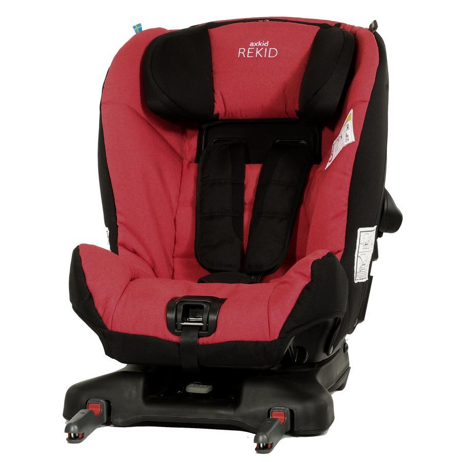 AXKID child seat Rekid New Edition red