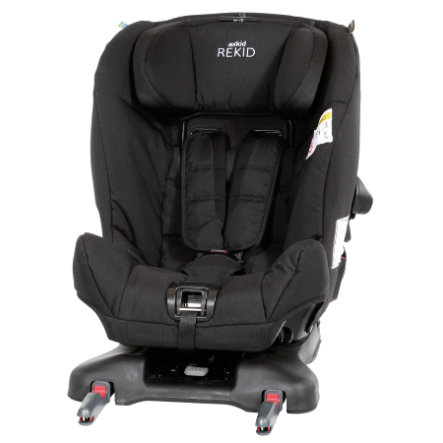 axkid Kindersitz Rekid New Edition Schwarz