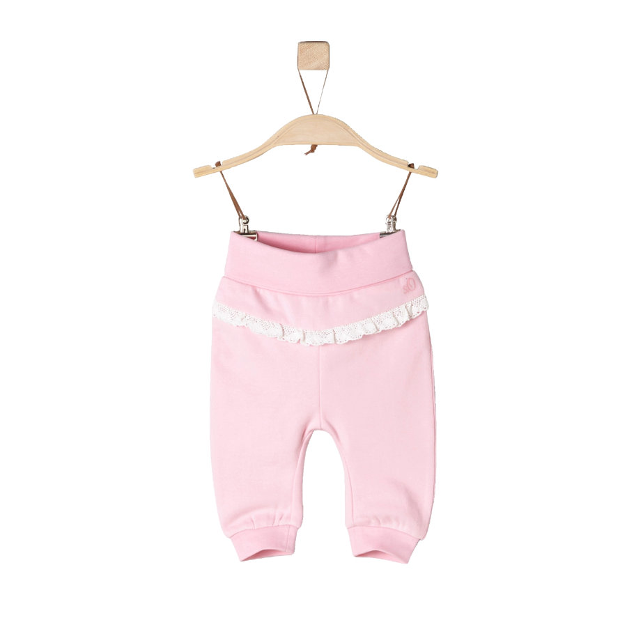 s.OLIVER Girl s pantalon rose clair