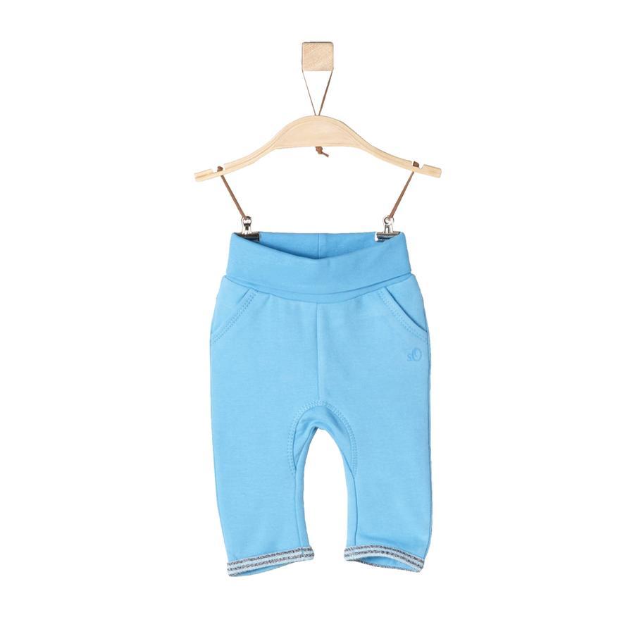 s.OLIVER Byxor blue