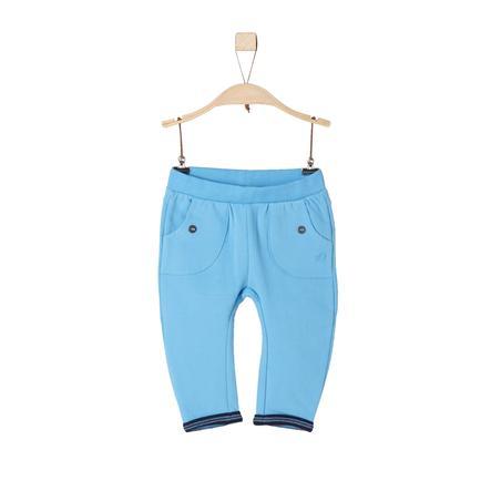 s.Oliver Boys Broek blauw
