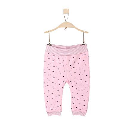 s.Oliver Girls Hose light pink - baby-markt.at 8be99cb39b