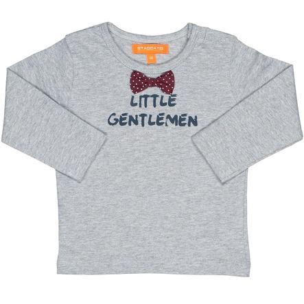 STACCATO Boys Shirt grey melange