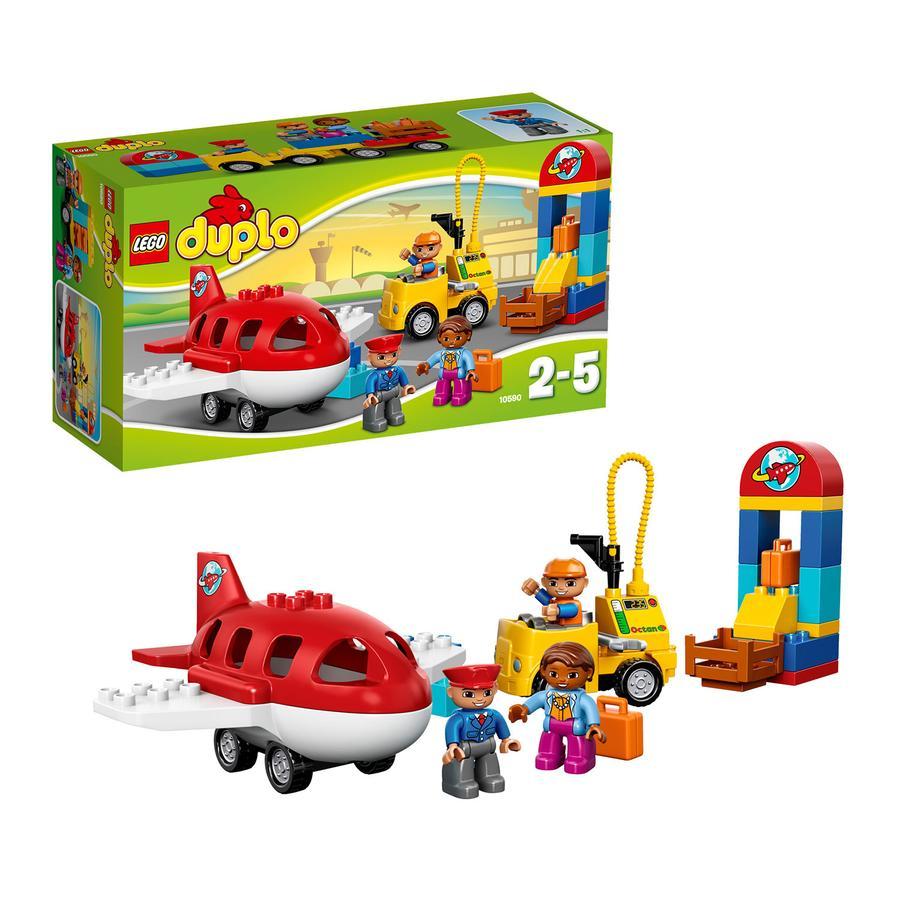 LEGO® DUPLO® - L'aéroport 10590