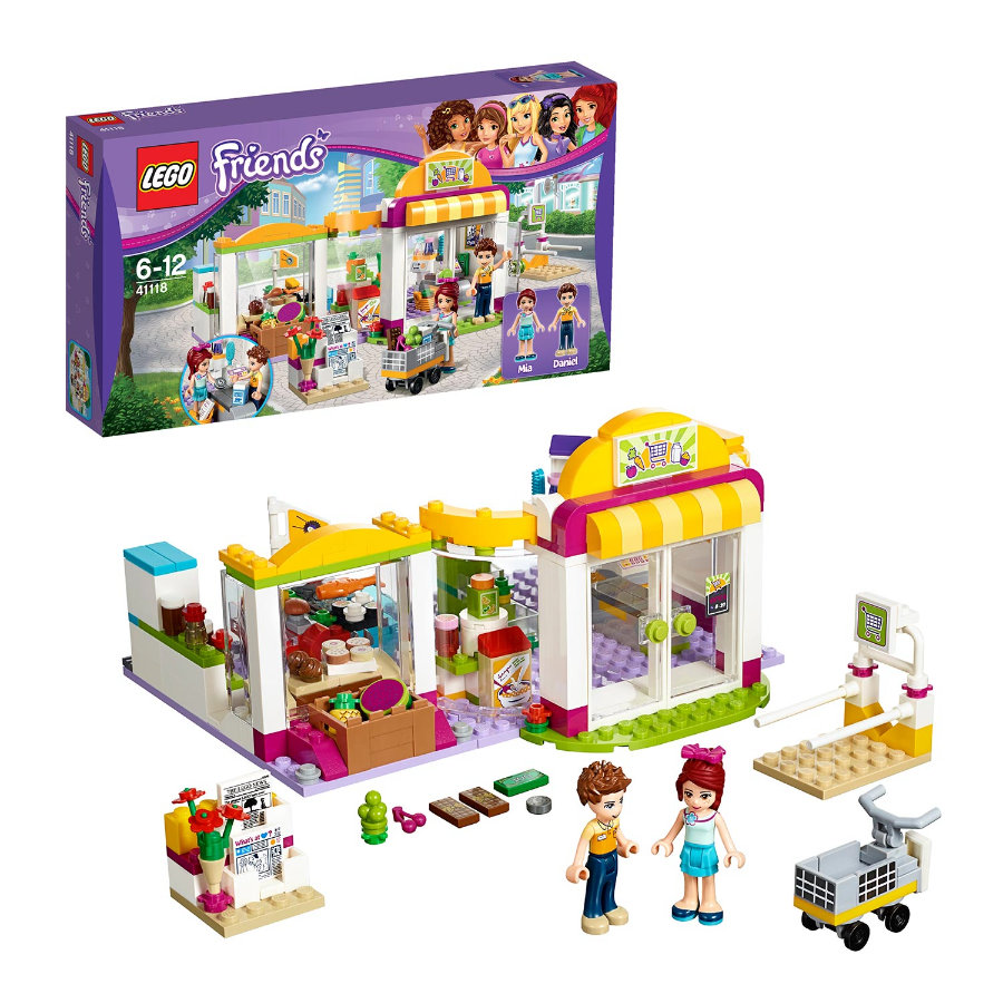 LEGO Friends Heartlakes stormarknad 41118
