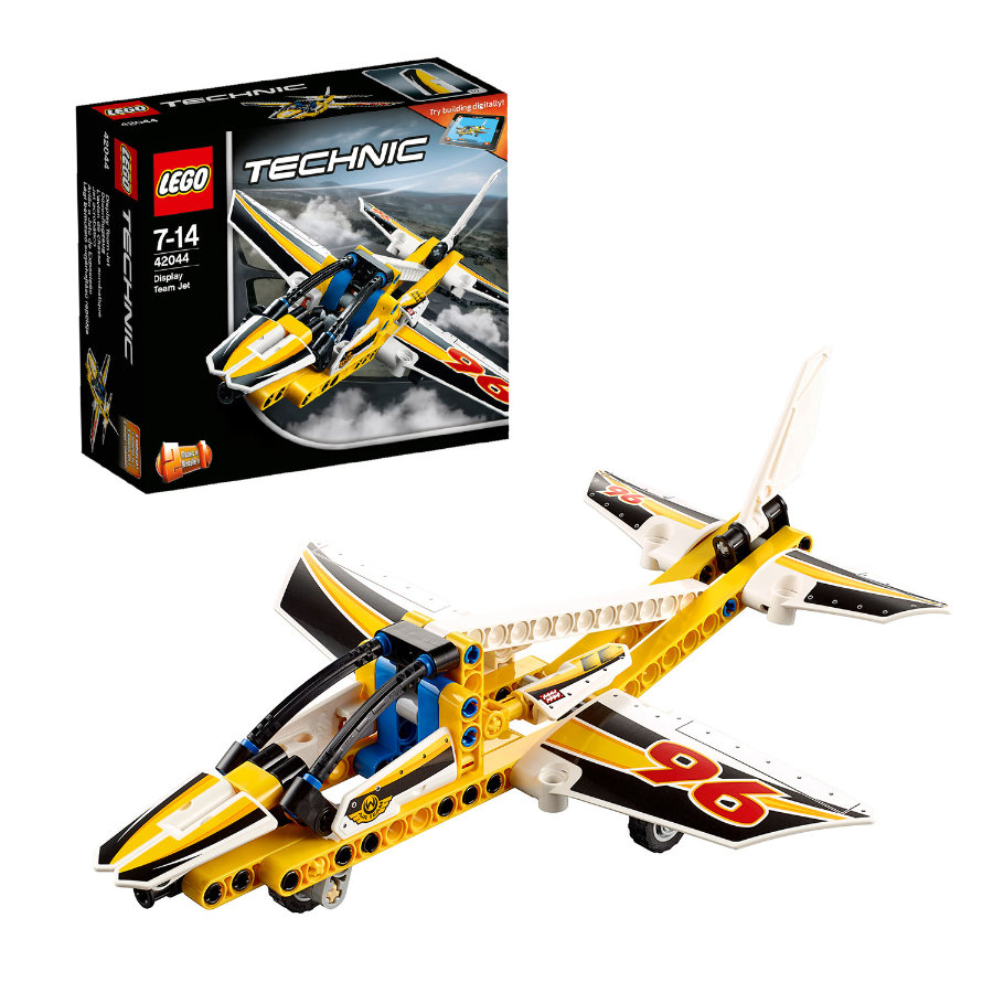 LEGO® Technic - Display Team straaljager 42044