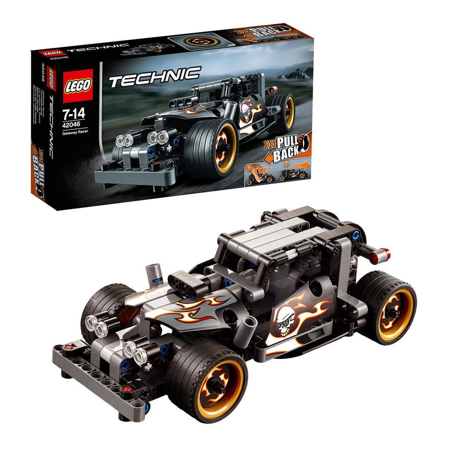 LEGO® Technic - Wyścigówka zbiegów 42046
